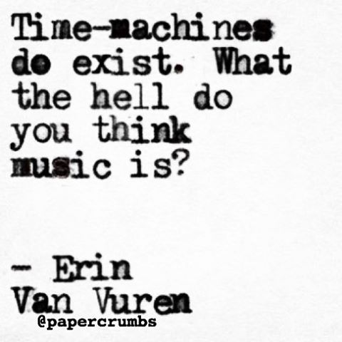 -Erin Van Vuren