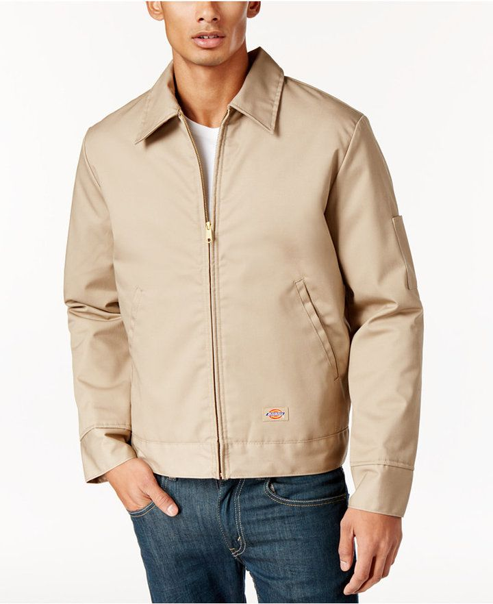 NEW MEN GENTS VINTAGE CLASSIC LIGHTWEIGHT SUMMER BOMBER WORK CASUAL STYLE JACKET