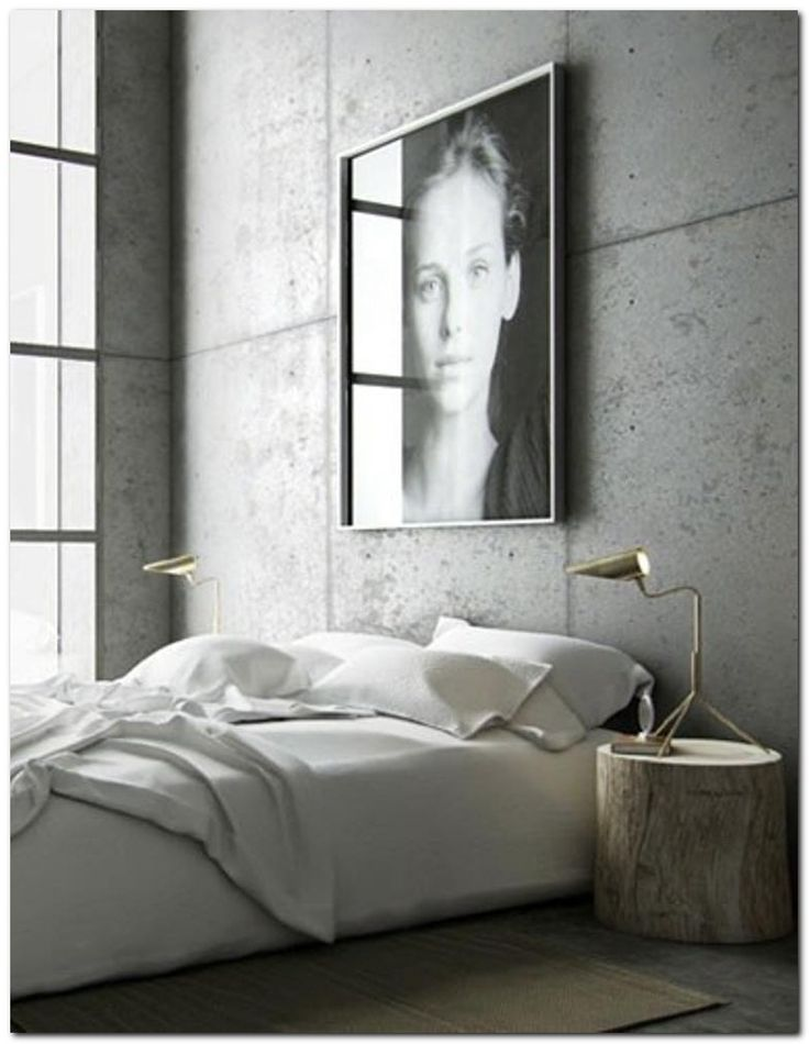 25 best ideas about industrial chic bedrooms on pinterest for Bedroom ideas industrial