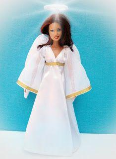 Barbie Angyal