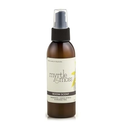 Myrtle & Moss - Citrus Room Scent - White Apple Gifts