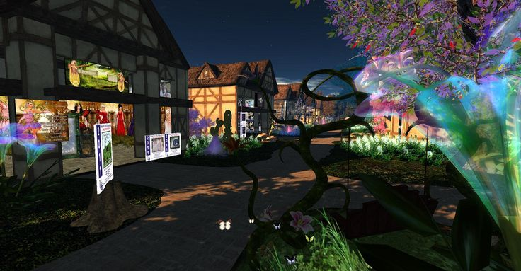 Fantasy Faire 2011 - Forest of Light_034