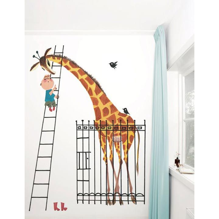 Inspiration Africa for your kids room | Design and decor for kids | Safari inspired furniture, accessories and wall design | FREE gift inside