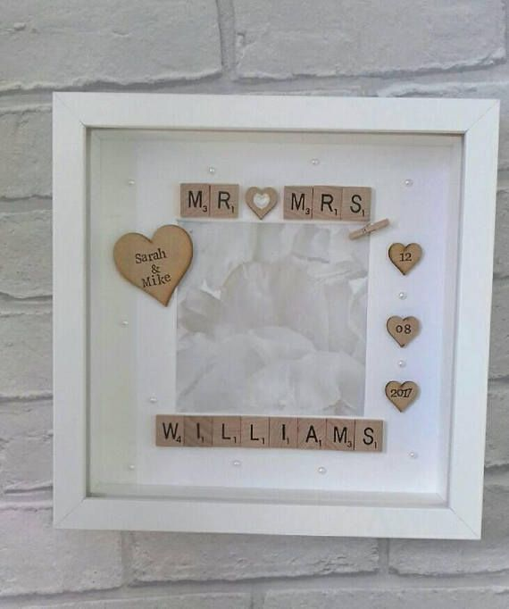 Check out this item in my Etsy shop https://www.etsy.com/uk/listing/536403288/mr-mrs-giftpersonalised-wedding