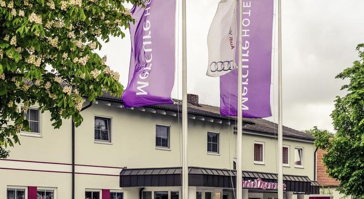 Mercure Hotel Ingolstadt Ingolstadt This 4-star hotel in the peaceful Spitalhof district of Ingolstadt offers rooms with free Wi-Fi hotspot, international food, and free spa facilities. Ingolstadt city centre is a 10-minute drive away.
