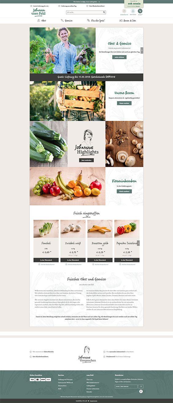 #ShopwareDesign #ShopwareTheme #ShopwareShop #eCommerce #eCommerceSoftware #eCommerceplatform #Onlineshop #Food #Bio #plantbased #vegetables #fruits