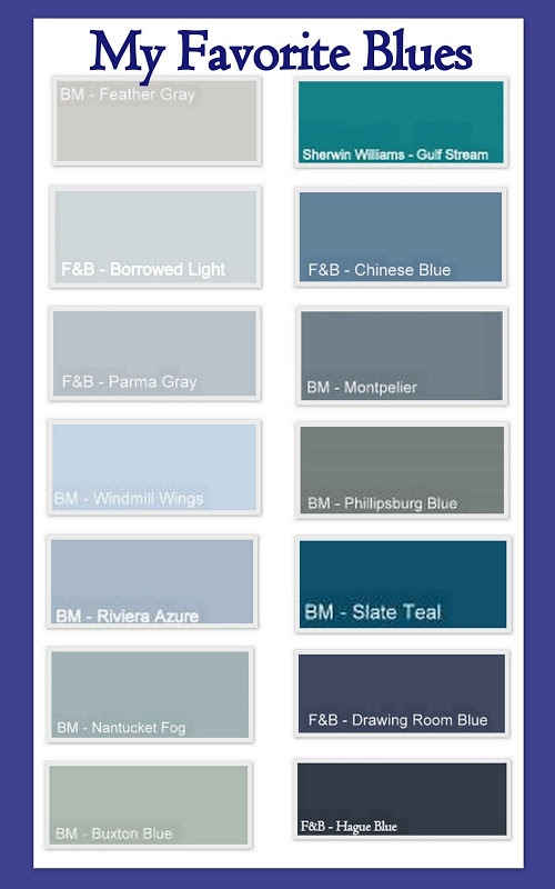 Blue Paint Swatches 598 best best wall colours images on pinterest | colors, home and