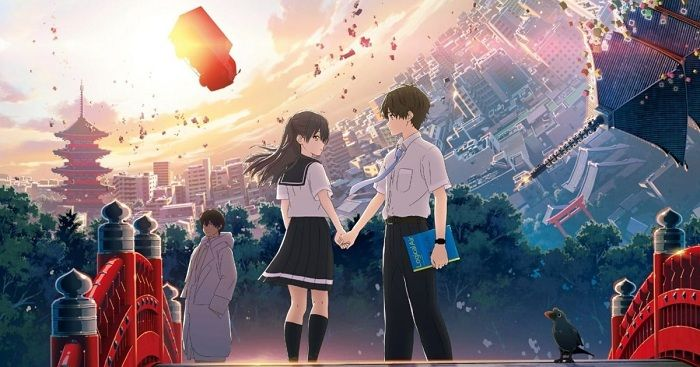 Hello World Anime Sub Indo
