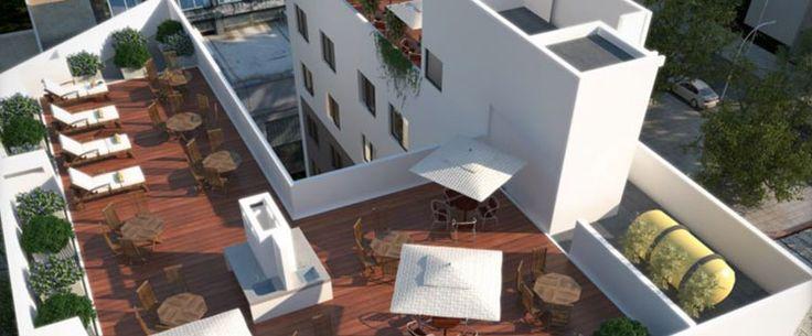 Tu nuevo hogar en el #DF. #Departamentos de 89, 93 y 110 m2.