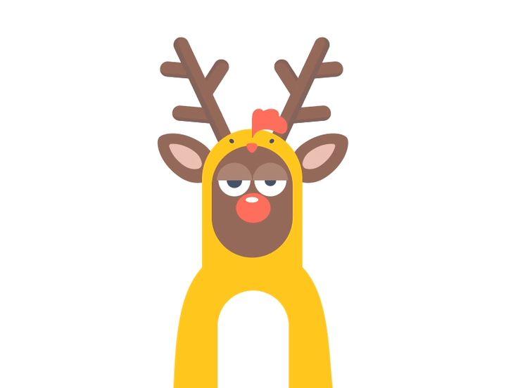 Merry Christmas! by Artua #Design Popular #Dribbble #shots