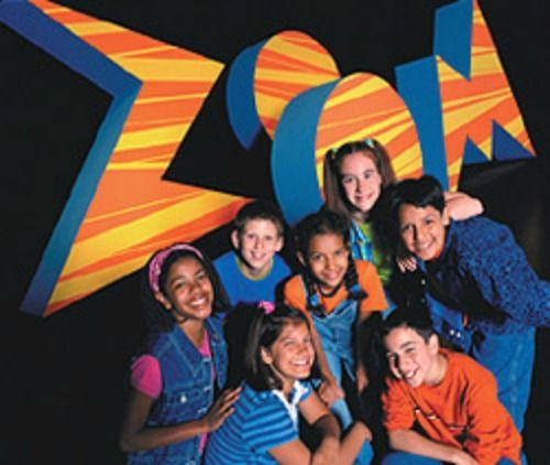 TV Show - Zoom on PBS Kids
