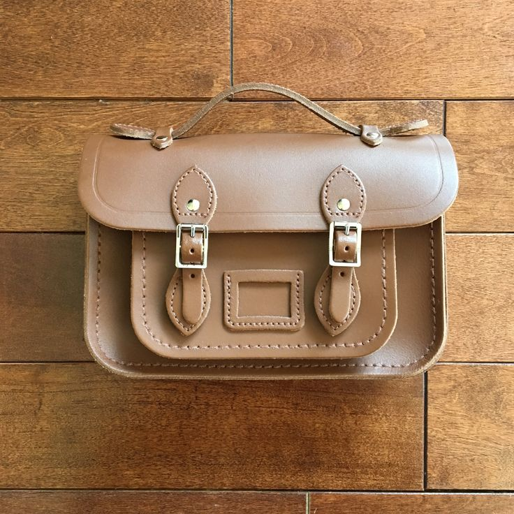 Cambridge satchel from Cambridge, United Kingdom.