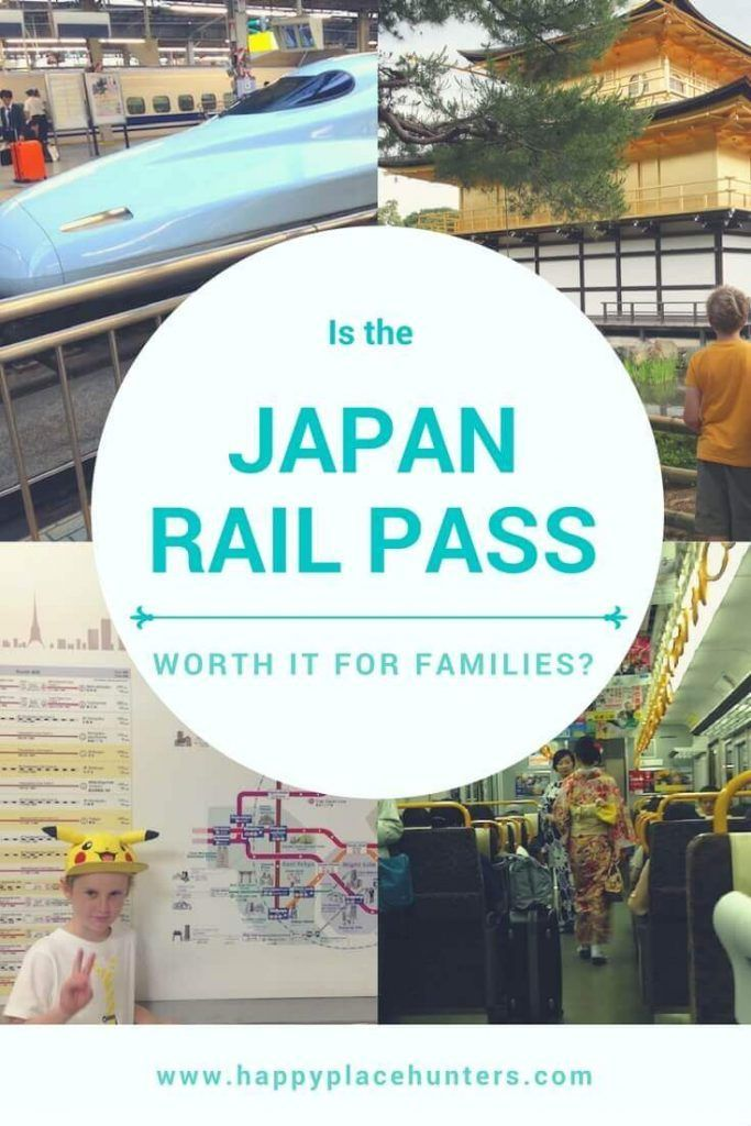 Is The Japan Rail Pass Worth It For Families