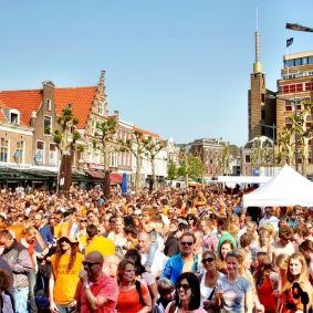 Botermarkt Haarlem #koninginnedag #haarlem