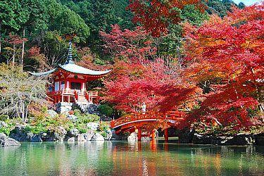 Daigoji Temple•  Famous temple southeast of Kyoto.