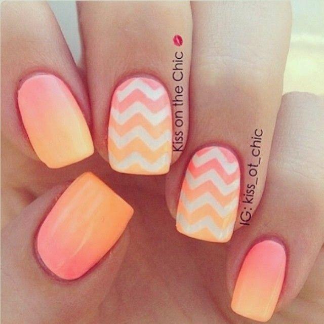 Pellmell Créations: Inspirations nail arts géométriques                                                                                                                                                                                 Plus