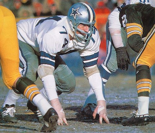 Bob Lilly - favorite D lineman