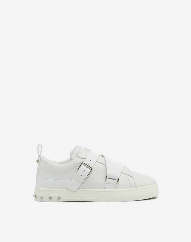 Are you looking for Valentino Garavani V Punk Sneaker? Find out all the details at Valentino Online Boutique and shop designer icons to wear.