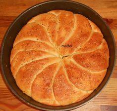 Pan serbio-semi dulce y sin huevo