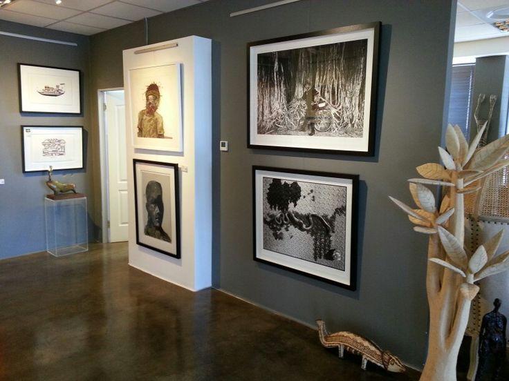 Beautiful new works by David Ballam, Luke Batha & Wonder Mbambo arrive at the gallery.