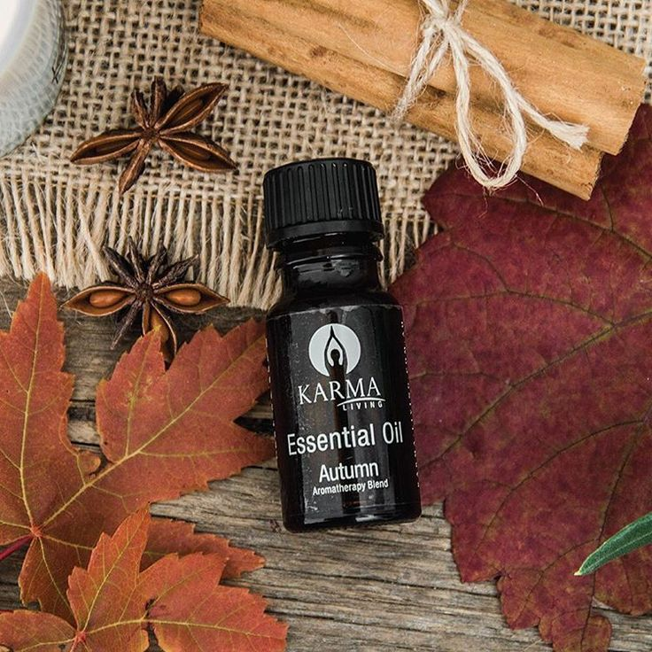 Essential oil of the Month:  Autumn 🍂 a warm and restoring blend- was 19.95 now 14.95 @karma_living