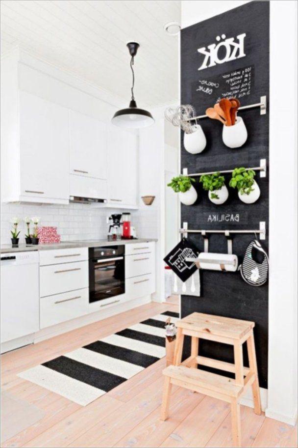 Awesome Scandinavian Kitchen Interior Idea 30