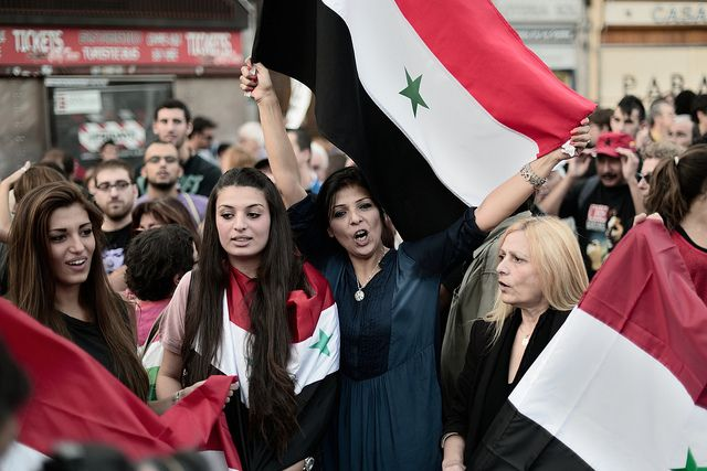 On the Fence About Syria? Read This! ---  A quick reader on why military intervention in Syria is a big mistake–and what we should be advocating instead! ----    http://www.commondreams.org/view/2013/09/06-7