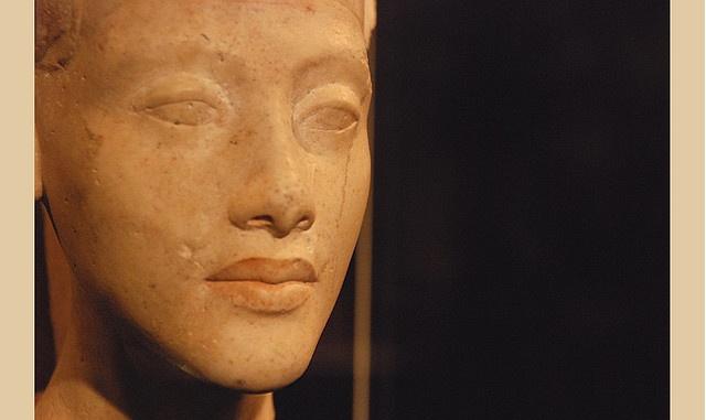akhenaten (never seen this before) metropolitan museum