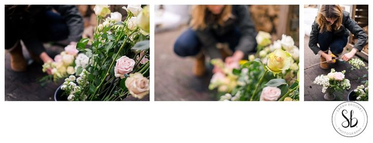 Sarah Brookes Photography & Florae Foray. Huntingdon, Cambridgeshire. Wedding Flowers.