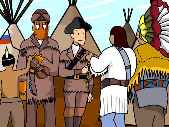 Lewis and Clark on BrainPOP