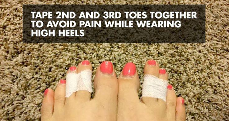 10 Shoe Hacks That Will Give You Happy Feet Read more: http://www.bodyrock.tv/life/10-shoe-hacks-that-will-give-you-happy-feet/#ixzz3lrgJReQF Follow us: @bodyrocktv on Twitter   BodyTock.Tv on Facebook