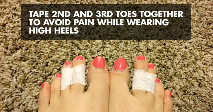 10 Shoe Hacks That Will Give You Happy Feet  Read more: http://www.bodyrock.tv/life/10-shoe-hacks-that-will-give-you-happy-feet/#ixzz3lrgJReQF  Follow us: @bodyrocktv on Twitter | BodyTock.Tv on Facebook