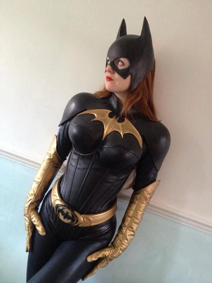 Superhero cosplay on pinterest marvel cosplay batgirl