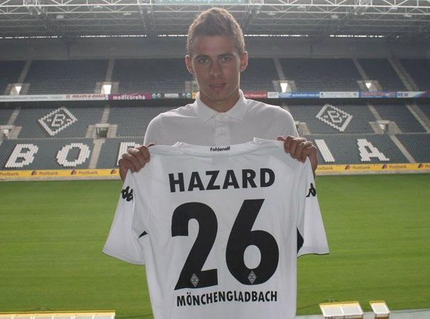 Thorgan Hazard - Borussia Mönchengladbach