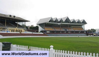 Basin Reserve, Wellington, New Zealand - home of cricket