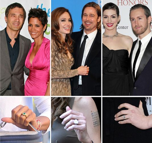 Celebrity Engagements | Page Six
