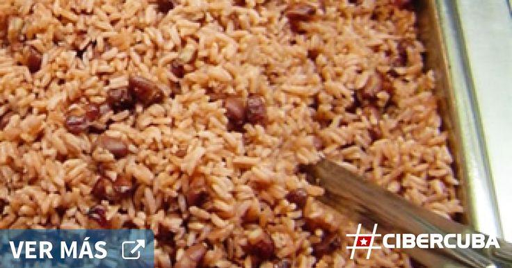 """Según Don Fernando Ortiz """"Congrí es vocablo venido de Haití donde a los frijoles colorados se les dice congó y al arroz riz, como en francés. Congrí es voz de creole haitiano que significa """"congos con arroz"""". Congrí no equivale a """"moros y cristianos"""", como en Cuba decimos al arroz con frijoles negros, que también parece ser plato de cocinero africano""""."""