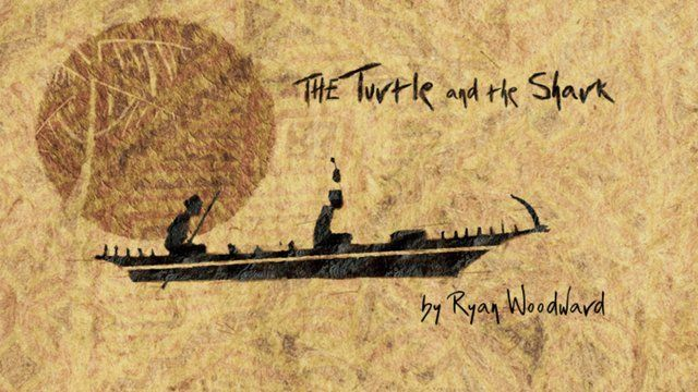 The Turtle and The Shark by Ryan J Woodward. Animated short film based on a Samoan legend emulating the traditional tapa cloth artistry.