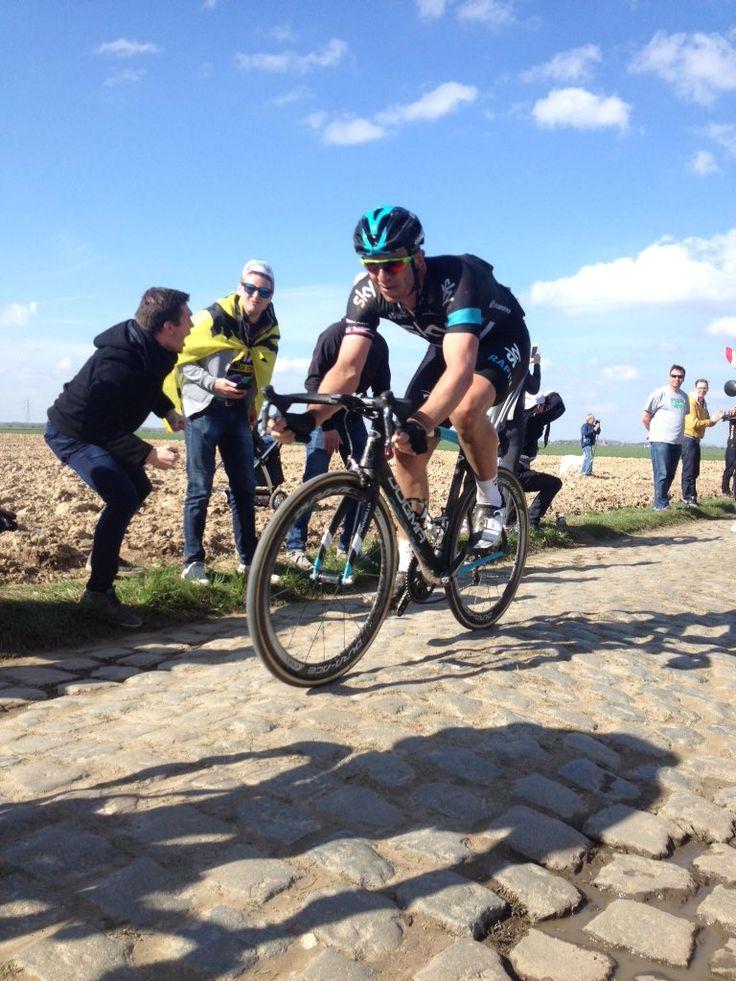 Paris Roubaix 2016 Ian Stannard