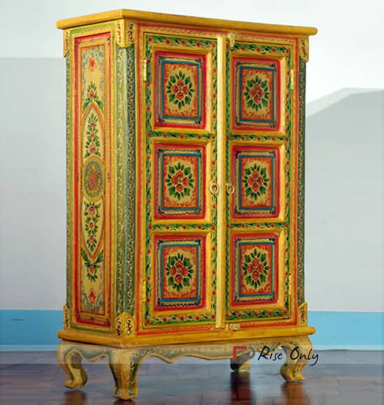 Online Wholesale Furniture: 17 Best Images About Indian Painted Furniture On Pinterest