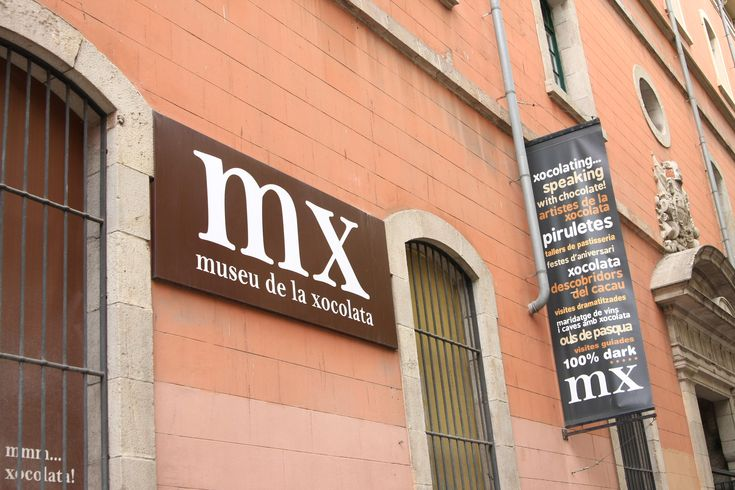What to visit in Barcelona?  The Chocolate museum!