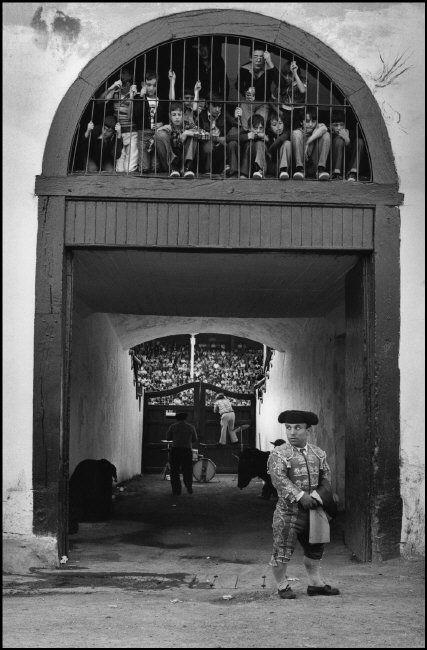 SPAIN. Vitoria. 1978. Pepe // Cristina Garcia Rodero