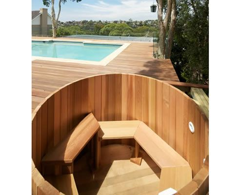Hot Tubs from Ukko Saunas. The ultimate in Outddor Entertaining! http://www.ukkosaunas.com.au/