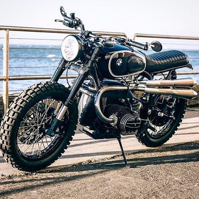 BMW via @caferacerbmw