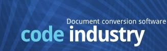 Code Industry Ltd: Home of Master PDF Editor and ImagePrinter Pro