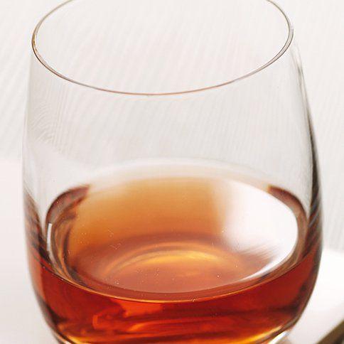 A glass of Bulleit Rye sazerac. Click to find our recipe for bourbon sazerac