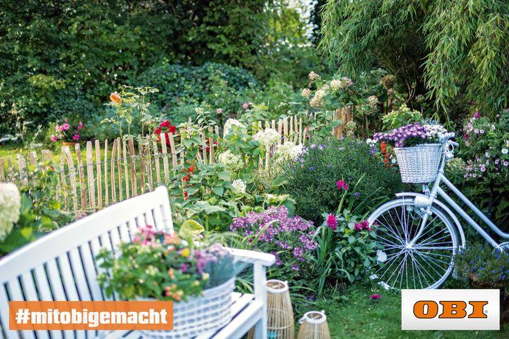 Den Garten In Ein Blumenmeer Verwandeln Mit Frhlingsblumen Von OBI Blumen