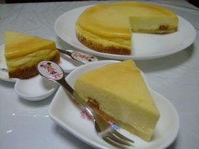 Nマジックブレット Yチーズケーキ*柔らかキャラメル入り