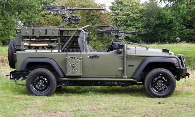 Jankel J8 Modern Military Jeep Trucks Vans Amp Wagons