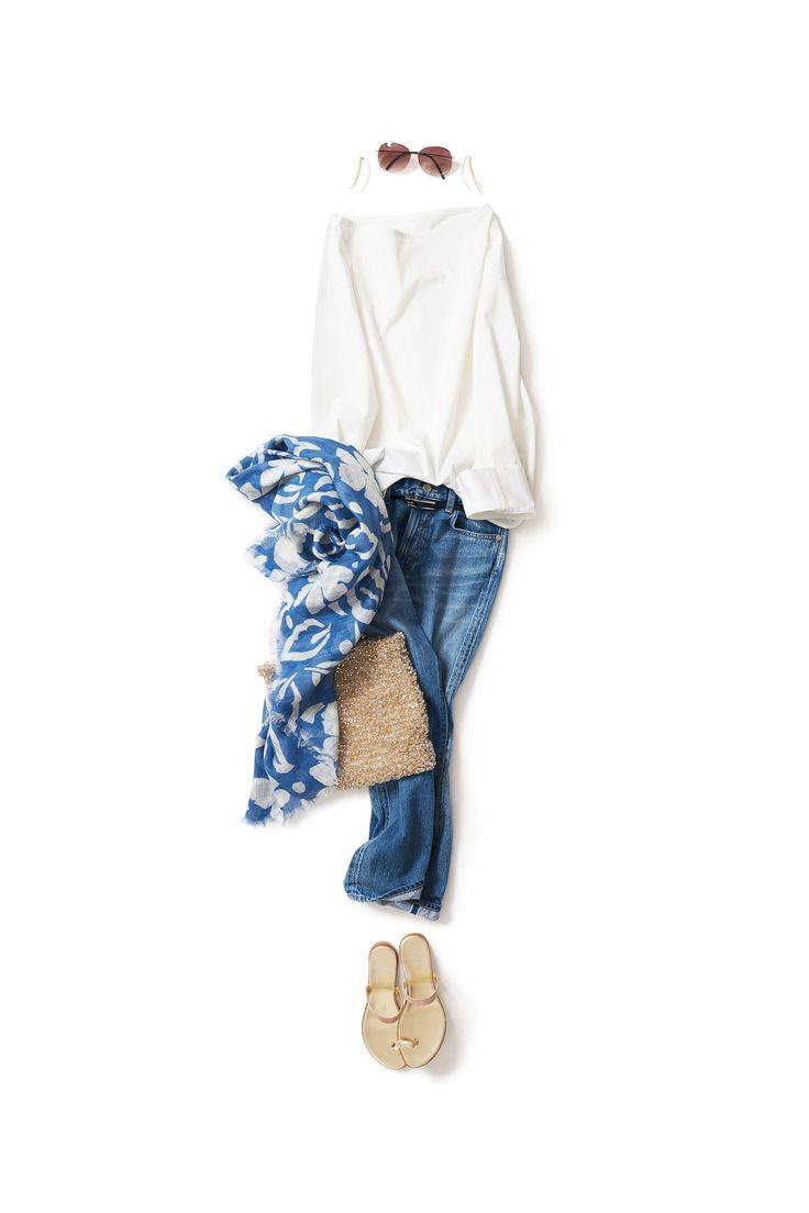 2016-07-23 ブルー×ホワイト vol.3 | shirt LOUSTIC